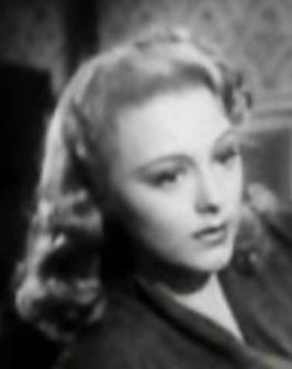 Virginia Field in de trailer van Waterloo Bridge (1940)