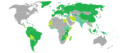 Visa requirements for Grenadian citizens.png