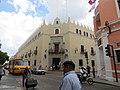 Vista de la Biblioteca central de la Universidad Autónoma de Yucatán 02.jpg