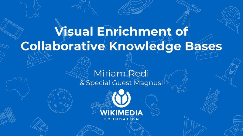 File:Visual enrichment of collaborative KB.pdf