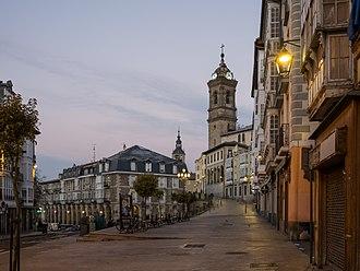 Vitoria-Gasteiz - Streets in Vitoria-Gasteiz