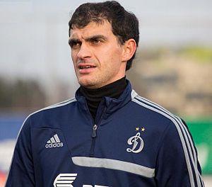 Vladimir Gabulov - Gabulov with Dynamo Moscow in 2013