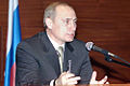 Vladimir Putin in Kazakhstan 9-11 October 2000-7.jpg