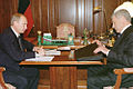Vladimir Putin with Gennady Khodyrev 24 Juny 2002.jpg