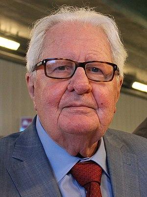 Hans-Jochen Vogel - Hans-Jochen Vogel, 2015