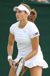 Stephanie Vogt Liechtensteiner tennis player