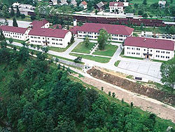 Bohinjska Bela Barracks