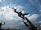 Monumento a la Revolución en Marcha, Plaza Alfonso López