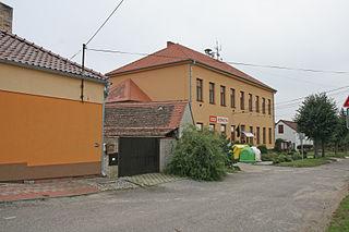 Vranovská Ves Municipality in South Moravian, Czech Republic