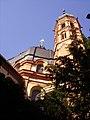 Würzburg Neumünster St. Johannes Kuppel 2.JPG