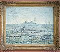 WLANL - arts of akki - Ondergesneeuwd veld met een eg, Vincent van Gogh (naar Millet), 1888.jpg
