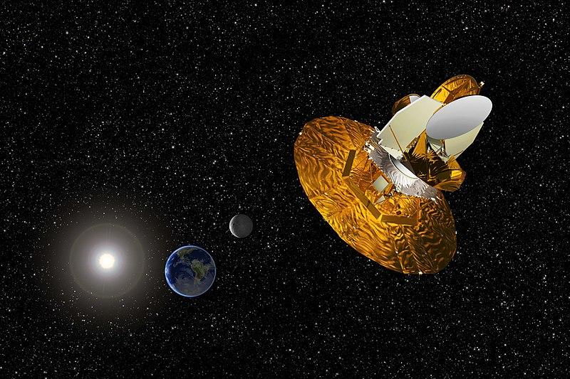 Le radiomètre spatiale WMAP, élément clefs des récentes découvertes sur la naissance de l