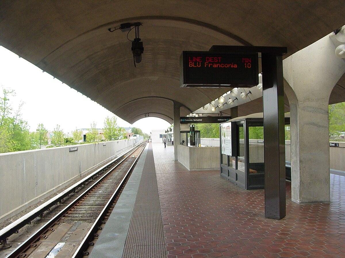 Van Dorn Street station - Wikipedia