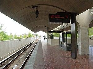 WMATA Van Dorn Street station.jpg