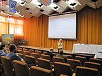 File:WM CEE Meeting 2013 - greeting from International Vysegrad Fund by Mrs. Nosalova Fekiacova 2.jpg
