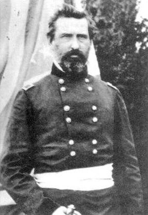 William T. H. Brooks - Maj. Gen. William T. H. Brooks