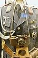WW2 Norway. Leica camera 18X24 Nr. 357272 III-SS3 SS- runes Reichsadler leather case, Luftwaffe uniform aiguillette, Brüstadler Gold grade reconnaissance clasp Pilot's badge. Lofoten Krigsminnemuseum 2019 DSC00292.jpg