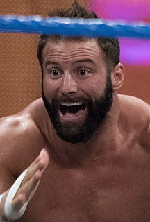Zack Ryder American professional wrestler