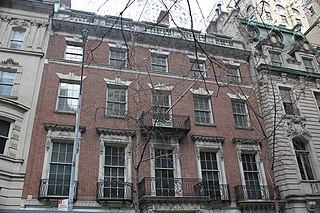 11 West 54th Street Building in Manhattan, New York