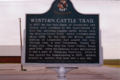 W Cattle Trail Marker.png