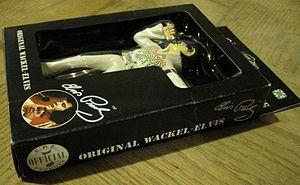 Wackel-Elvis - Wackel-Elvis retail box