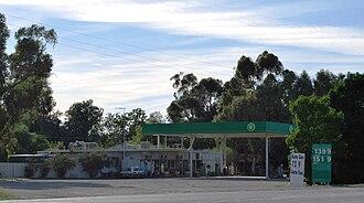 Waddi, New South Wales - BP Roadhouse at Waddi