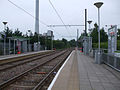 Waddon Marsh tramstop look east.JPG