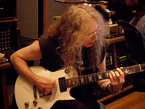 Waddy Wachtel - Wachtel with guitar, in 2009