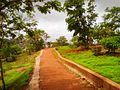 Walkway on the Hanuman Tekdi - panoramio.jpg