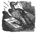 Wallachian eagle (Mémoires sur l'histoire de la régénération roumaine, 1851).png