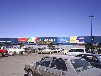 Wal-Mart Supercenter Torreon
