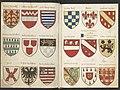 Wapenboek Beyeren (armorial) - KB79K21 - folios 051v (left) and 052r (right).jpg