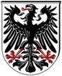 Coat of arms of Ingelheim am Rhein