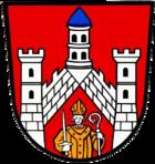 Das Wappen von Bad Neustadt a.d.Saale