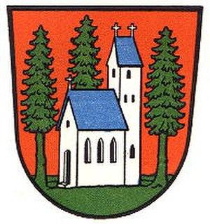 Holzkirchen, Upper Bavaria - Image: Wappen Holzkirchen