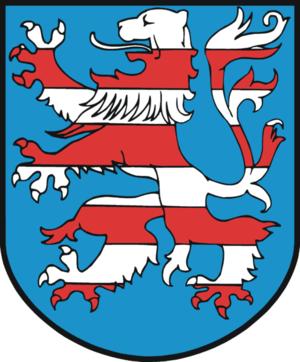 Kindelbrück - Image: Wappen Kindelbrueck
