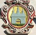 Wappen Kirchhain Rathaus 2007 (Alter Fritz).jpg