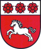 Coat of arms of the community of Roßdorf