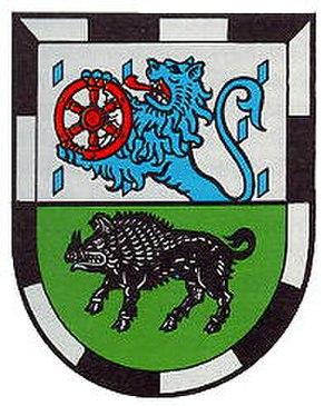 Kirchheimbolanden (Verbandsgemeinde) - Image: Wappen kirchheimbolanden verb