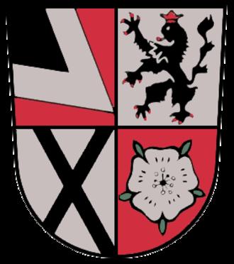 Kalchreuth - Image: Wappen von Kalchreuth