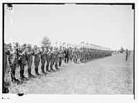 War cemetery at Gaza-Belah, April 28, 1925 LOC matpc.08236.jpg