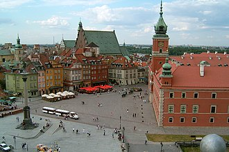Mazovia - Warsaw Old Town