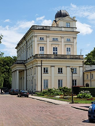 University of Warsaw - University Observatory