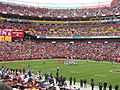 Washington Redskins Vs Atlanta Falcons 07.10.2012 FedEx 019.JPG