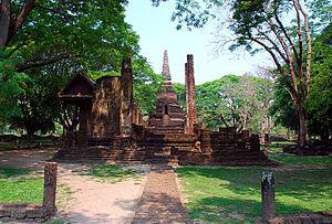 Sukhothai Province - Wat Nang Phaya