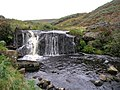 Waterfall in Fosse Gill - geograph.org.uk - 564042.jpg