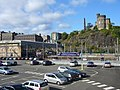 Waverley Station car park, East Market Street - geograph.org.uk - 1529891.jpg