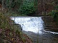 Weir on the Clywedog, Bersham - geograph.org.uk - 622592.jpg