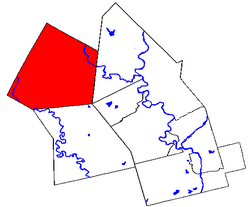 Wellesley within the Regional Municipality of Waterloo
