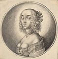 Wenceslas Hollar - Woman with curly hair drawn back.jpg